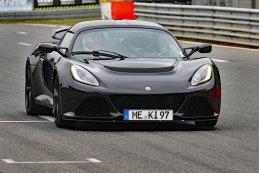 Rainer Börgens - Lotus Exige V6