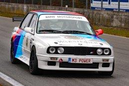 Davy Sneppe - BMW M3 E30