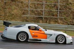 Daniël de Jong - Bas Koeten Racing Viper GT3