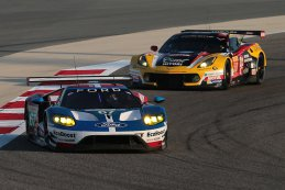 Ford Chip Ganassi Racing UK & Larbre Competition - Ford GT & Chevrolet Corvette C7.R