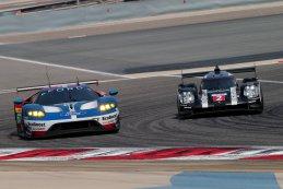 Ford Chip Ganassi Racing UK & Porsche Team - Ford GT & Porsche 919 Hybrid