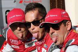 Marcel Fässler, André Lotterer & Benoît Tréluyer - Audi Sport Team Joest #7