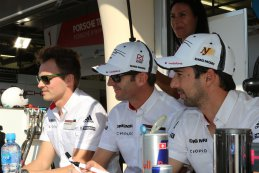 Marc Lieb, Romain Dumas & Neel Jani - Porsche Team #2