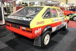 Renault 20 Turbo 4x4 - Dakar 1981