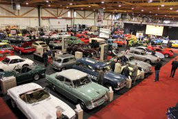 2016 Interclassics Brussel