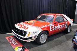 Ford Mustang GT - Belga Team