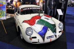 Interclassics Brussels 2016: Een overzicht van de racewagens