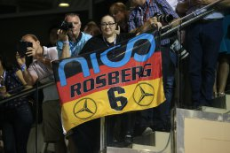 Nico Rosberg fans