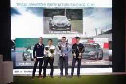 Podium Teams BMW M235i Racing Cup 2016