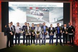 Podium Teams BMW Clubsport Trophy 2016