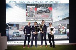 Podium Piloten BMW M235i Racing Cup 2016