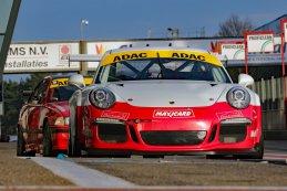 Christopher Gerhard/Marc Poos - Porsche 991 Cup