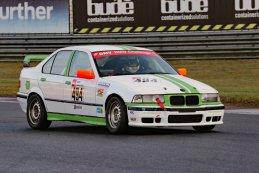 Jan Ganser - BMW 318 iS