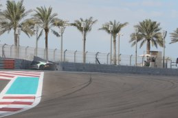 Crash Barwell Motorsport Lamborghini