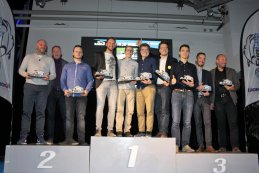 Podium VW Fun Cup Overall 2016