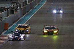 United Autosports - Ligier JS P3 vs. GP Extreme - Renault R.S. 01