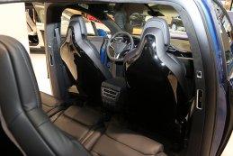 interieur Tesla MODEL X