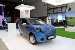 Addax Motors eCar