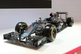 Mclaren Honda Formula 1 Team - McLaren-Honda MP4-31
