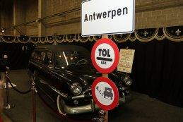 Fijn stof Antwerpen Centrum