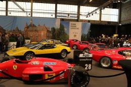 Ferrari F1-87/88C ; Ferrari 512 BB (achteraan)