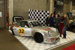 BRAVO stand - Porsche 911