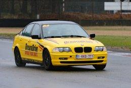 Jeffrey Van Hooydonk - BMW 325