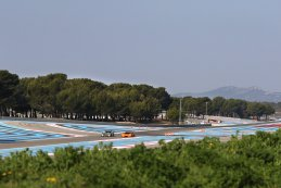 Blancpain GT Series Test Days Paul Ricard 2017