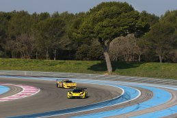 Raton Racing & AF Corse - Lamborghini Huracán GT3 & Ferrari 488 GT3