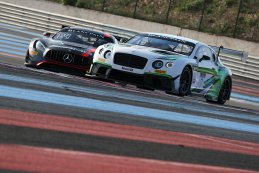 Bentley Team M-Sport & Mercedes-AMG Team HTP Motorsport - Bentley Continental GT3 & Mercedes-AMG GT3