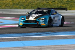 Oman Racing Team with TF Sport - Aston Martin V12 Vantage GT3