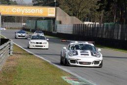 Edward Grouwels - Porsche 991 GT3 Cup