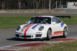 Jos Janssen - Porsche 997 Cup MKII