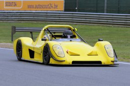 Cedric Wauters - Radical SR5 RS