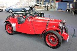 Autoworld: British Classic Car Heritage & Circuit des Ardennes