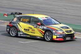 RACB National Team - Seat León TCR