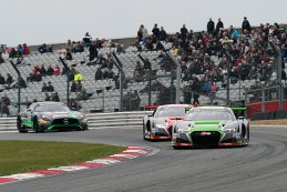 2017 Blancpain GT Series Sprint Brands Hatch