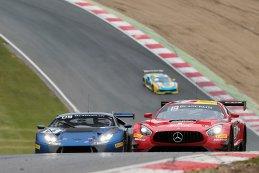 AKKA ASP & Attempto Racing - Mercedes-AMG GT3 & Lamborghini Huracan GT3