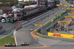 Start 2017 WEC 6 Hours of Spa