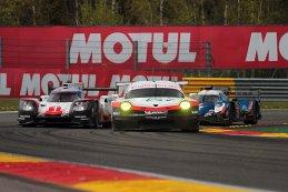 Porsche GT Team & Porsche LMP Team - Porsche 911 RSR & Porsche 919 Hybrid
