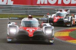 Toyota Gazoo Racing - Toyota TS050 - Hybrid