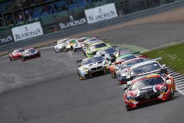 Blancpain GT Endurance Cup Silverstone