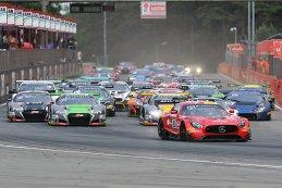 Start 2017 BGTS Sprint Cup Zolder Main Race