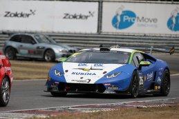 Lagrange - Lamborghini Super Trofeo