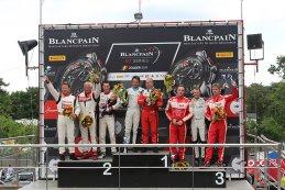 Algemeen Podium 2017 Belcar New Race Festival