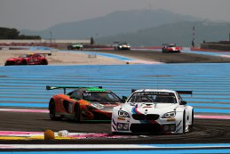 Walkenhorst Motorsport vs. Strakka Racing - BMW M6 GT3 vs. McLaren 650 S GT3
