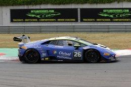 Niels Lagrange / Pieter Vanneste - Lamborghini Super Trofeo