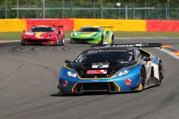 Barwell Motorsport - Lamborghini Huracàn GT3