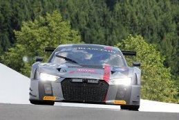 Audi Sport Team Sainteloc - Audi R8 LMS