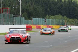 2017 Testday 24 Hours of Spa